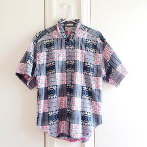90s Vintage Button Down Shirt